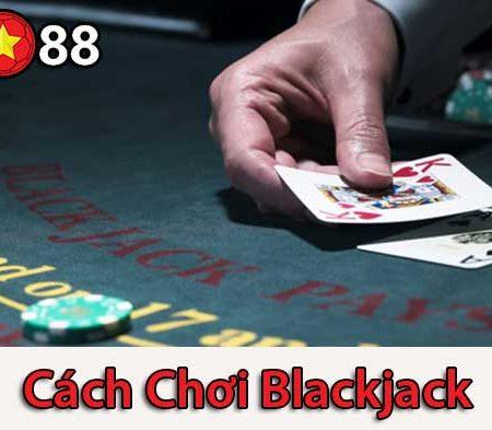 Hướng dẫn cách chơi Blackjack chi tiết tại nhà cái trực tuyến