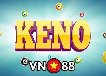 Khám phá cách chơi xổ số Keno tại nhà cái Vn88