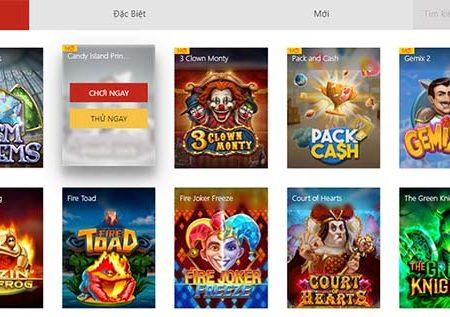 PNG Slots – Sảnh slot game cực hấp dẫn tại nhà cái Vn88
