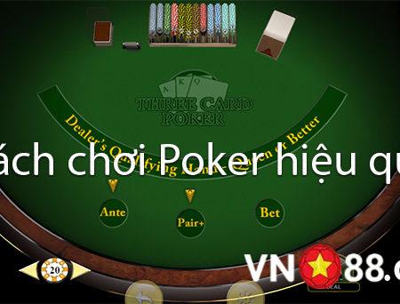 Phân loại người chơi Poker và cách đối phó hiệu quả
