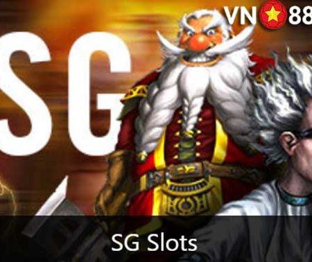 Top 5 slot game hấp dẫn nhất được SG cung cấp tại nhà cái VN88